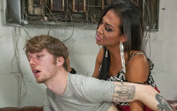 TS Jaquelin Braxton fucking and getting fucked at tsseduction.com